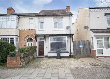 3 bed end terrace house for sale in Alexander Road, Acocks Green, Birmingham B27