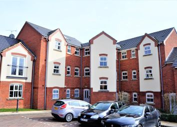 Thumbnail 2 bed flat for sale in Hooks Close, Anstey, Leicester