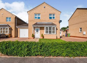 Thumbnail 3 bed detached house for sale in Oxford Gardens, Whittlesey, Peterborough