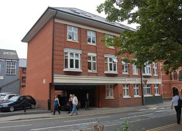 Thumbnail 2 bed flat for sale in Minster Court, York Road, Near Dmu, Leicester