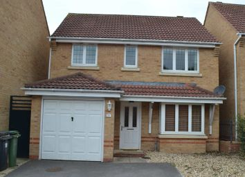 Thumbnail 3 bed detached house to rent in Mallow Gardens, Thatcham
