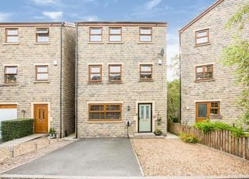 Thumbnail 4 bed detached house for sale in Tillotson Holme, Luddendenfoot, Halifax