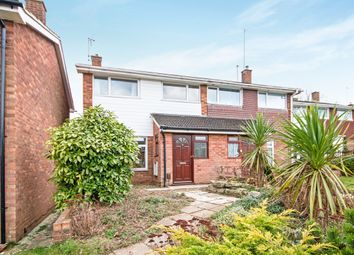 Thumbnail 3 bed semi-detached house to rent in Stukeley Road, Basingstoke