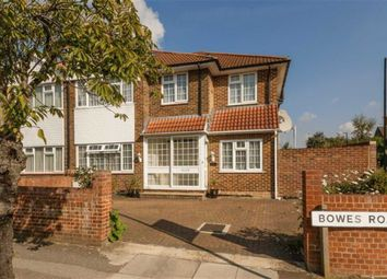 Thumbnail 8 bed semi-detached house for sale in Bowes Road, London