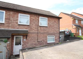 Thumbnail 3 bed semi-detached house for sale in Y Cilgant, Caerphilly