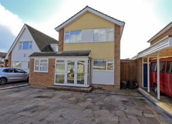 Thumbnail 4 bed detached house for sale in Rectory Way, Ickenham