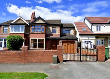 Thumbnail 4 bed semi-detached house for sale in Temple Gate, Leeds