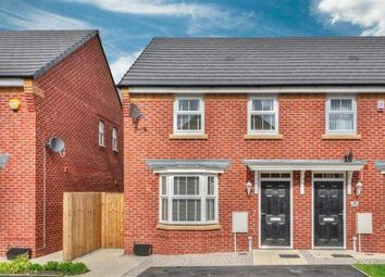 Thumbnail 3 bed semi-detached house for sale in Jones Way, Kingsway, Rochdale