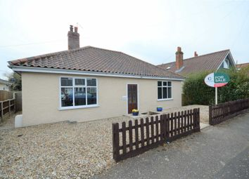 Thumbnail 3 bed detached bungalow for sale in Holmesdale Road, Brundall