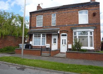 Thumbnail 3 bedroom semi-detached house to rent in Lea Avenue, Crewe