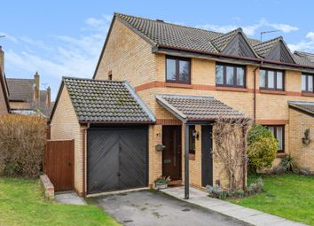 Thumbnail 3 bed semi-detached house for sale in Bishops Drive, Wokingham