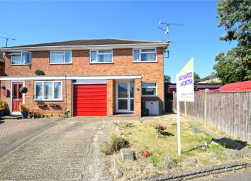 4 bed semi-detached house for sale in Fairfax, Priestwood, Bracknell, Berkshire RG42