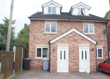 Thumbnail 3 bedroom semi-detached house to rent in Henry Street, Haslington, Crewe