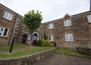 Thumbnail 2 bed flat for sale in Castle Hill Court, Cross Lane, Bodmin