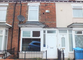 2 bed terraced house for sale in Belmont Street, Hull HU9