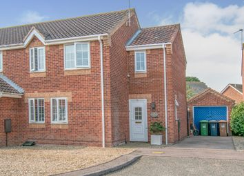 4 bed semi-detached house for sale in Willow Close, North Walsham NR28
