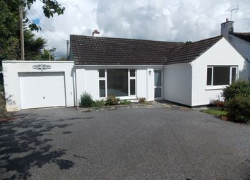 Thumbnail 3 bed bungalow to rent in Halvarras Road, Playing Place, Truro