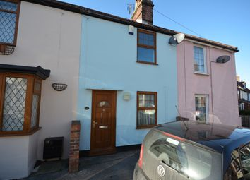 Thumbnail 2 bed cottage to rent in Kirkley Street, Lowestoft