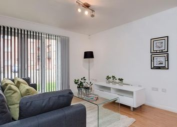 3 bed flat to rent in City Link, Hessel Street, Salford M50