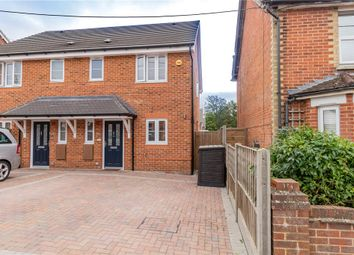 3 bed semi-detached house for sale in College Road, College Town, Sandhurst GU47