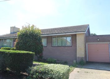 Thumbnail 3 bed bungalow for sale in Wards Hill Road, Minster On Sea, Sheerness