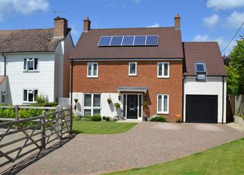 Thumbnail 4 bed detached house for sale in Upper Green, Inkpen, Hungerford, Berkshire