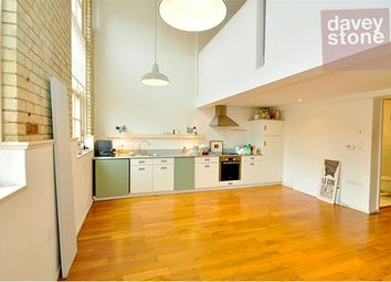 Thumbnail 1 bed flat for sale in Clark Street, London