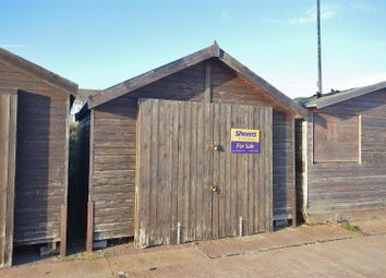 Thumbnail Property for sale in Beach Hut, Marine Parade West, Clacton-On-Sea