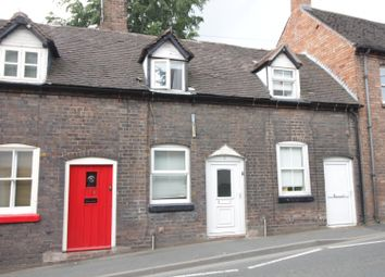 Thumbnail 2 bed terraced house for sale in Pound Street, Bridgnorth, Shropshire
