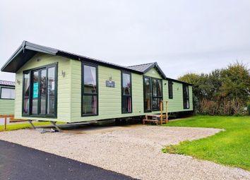 Thumbnail 2 bed mobile/park home for sale in Fell End Hall More Caravan Park, Slackhead Road, Milnthorpe, Cumbria