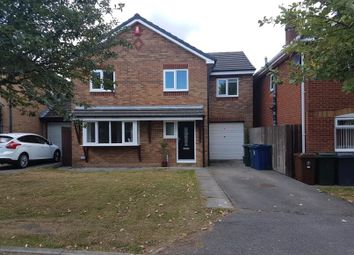 Thumbnail 3 bed detached house to rent in Meadowcroft, Skelmersdale