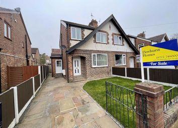 Thumbnail 3 bed semi-detached house for sale in Hawkhurst Road, Penwortham, Preston
