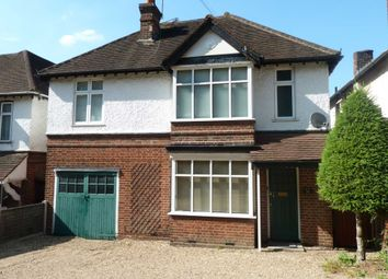 Thumbnail 4 bed detached house to rent in Bushey Hall Road, Bushey