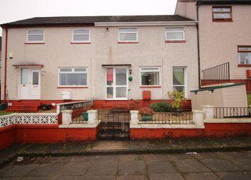 Thumbnail 2 bed terraced house for sale in Bridgend Road, Greenock