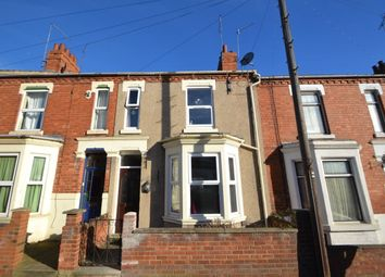 Thumbnail 4 bed terraced house for sale in Cecil Road, Queen's Park, Northampton