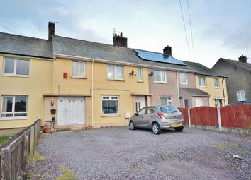 Thumbnail 3 bed terraced house for sale in Meadow Road, Hensingham, Whitehaven