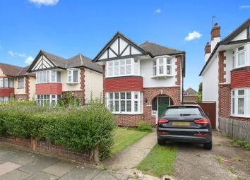 Thumbnail 3 bed detached house for sale in Manor Drive North, New Malden