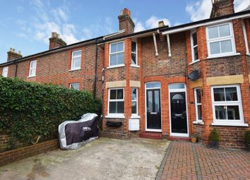 Thumbnail 3 bed terraced house for sale in Alexandra Road, Uckfield