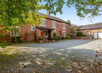 Thumbnail 14 bed detached house for sale in Old Hall Street, Malpas, Cheshire