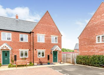 Thumbnail 3 bed end terrace house for sale in Toll Gate Street, Tingewick, Buckingham