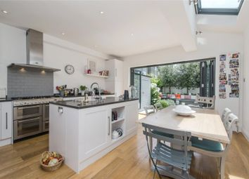 Thumbnail 5 bed terraced house for sale in Lavenham Road, Southfields, London