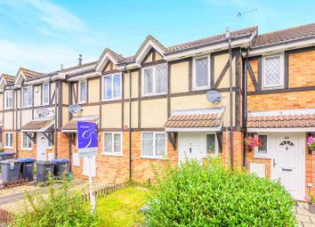 Thumbnail Terraced house to rent in Wesley Drive, Egham
