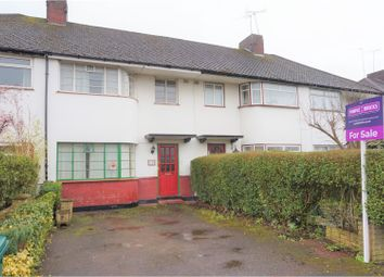 Thumbnail 3 bed terraced house for sale in Oakhampton Road, Mill Hill