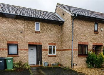 Thumbnail 1 bed end terrace house for sale in Callander Close, Cambridge