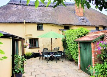 Thumbnail 3 bed cottage for sale in Church Green, High Street, Newton Poppleford, Sidmouth