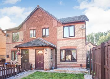 Thumbnail 3 bed semi-detached house for sale in Earls Way, Runcorn