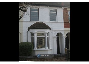 Thumbnail 3 bed terraced house to rent in Coniston Road, Croydon