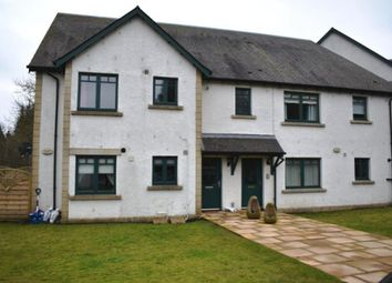 Thumbnail 3 bed flat to rent in Bankmill View, Penicuik, Midlothian