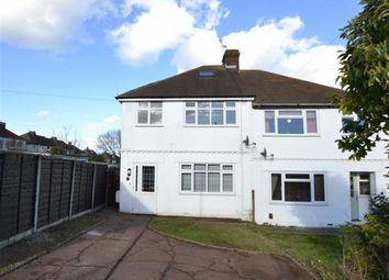 Thumbnail 3 bed semi-detached house to rent in Highfield Road, Rainham, Gillingham