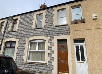 Thumbnail 2 bed terraced house for sale in Greenwood Street, Barry